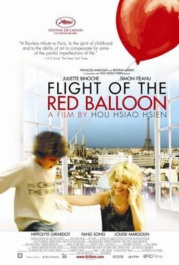 Постер фильма Полет красного надувного шарика (2007)