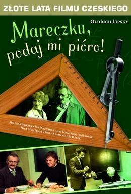 Постер фильма Маречек, подайте мне ручку! (1976)