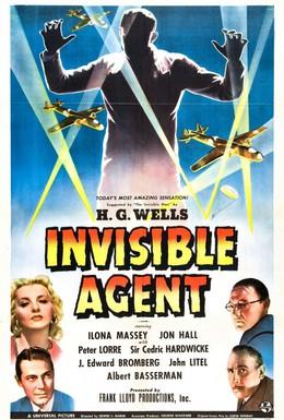 Постер фильма Невидимый агент (1942)