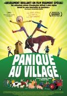 Паника в деревне (2009)