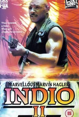 Постер фильма Индеец 2: Восстание (1991)