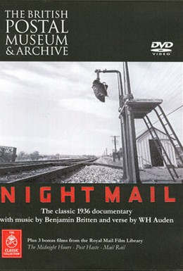 Постер фильма Ночная почта (1936)