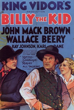 Постер фильма Билли Кид (1989)