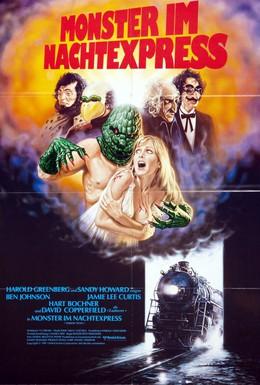 Постер фильма Поезд страха (1980)