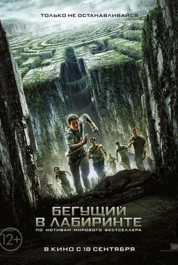Постер фильма Бегущий в лабиринте (2014)