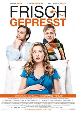 Постер фильма Свежевыжатый (2012)