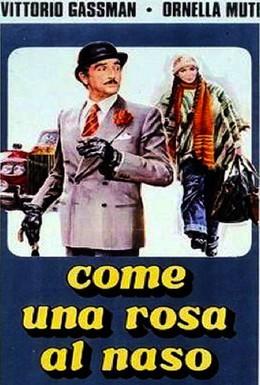 Постер фильма Как роза у носа (1976)