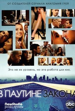 Постер фильма В паутине закона (2010)