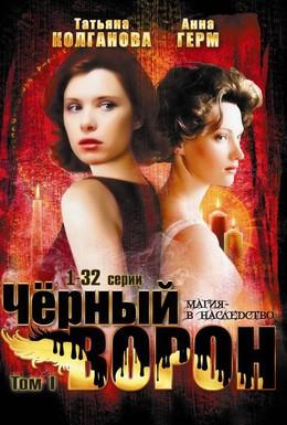 Постер фильма Черный ворон (2001)