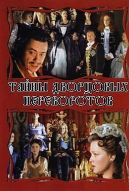 Постер фильма Тайны дворцовых переворотов. Россия, век XVIII-ый. Фильм 8. Охота на принцессу (2011)