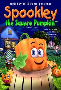 Постер фильма Спукли – квадратная тыква (2005)