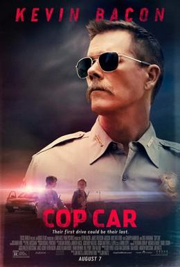 Постер фильма Полицейская тачка (2015)