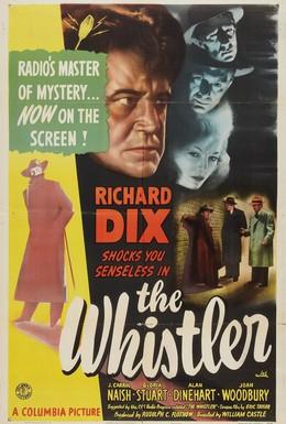 Постер фильма Свистун (1944)