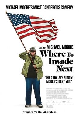 Постер фильма Куда бы еще вторгнуться? (2015)
