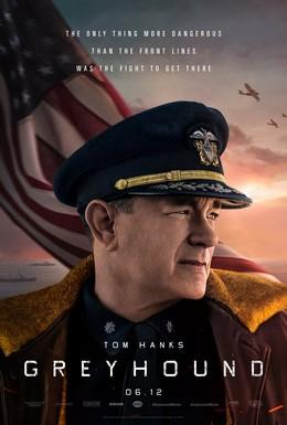 Постер фильма Грейхаунд (2020)
