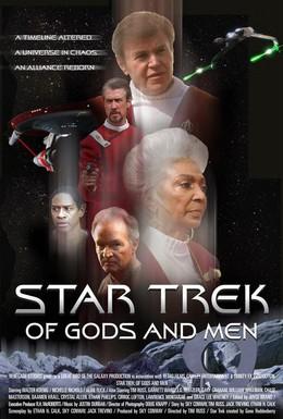 Постер фильма Звездный путь: О Богах и людях (2007)