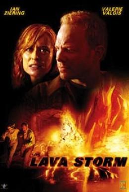 Постер фильма Огненный смерч (2008)