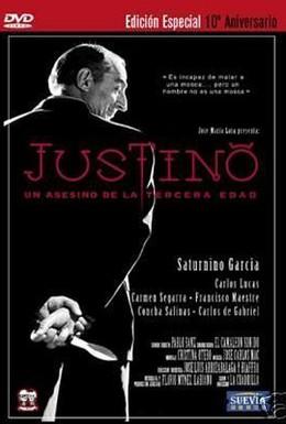 Постер фильма Хустино: Пенсионер-убийца (1994)