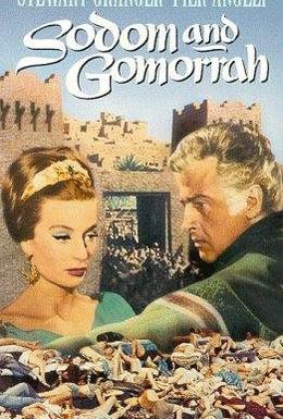 Постер фильма Содом и Гоморра (1962)
