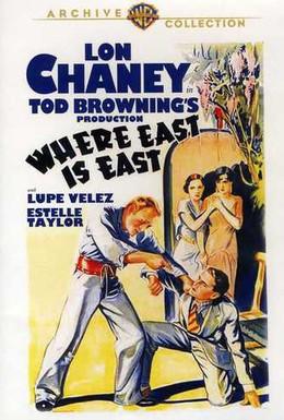 Постер фильма Восток есть восток (1929)