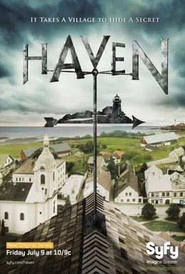 Постер фильма Тайны Хейвена (2010)
