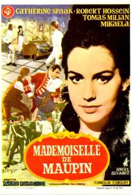 Постер фильма Шевалье Де Мопен (1966)