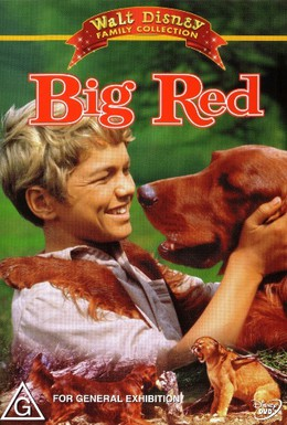 Постер фильма Большой Ред (1962)