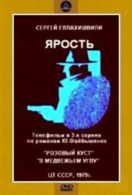 Постер фильма Ярость (1979)