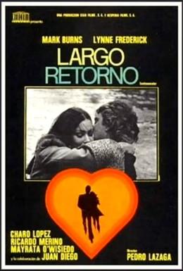 Постер фильма Долгое возвращение (1975)