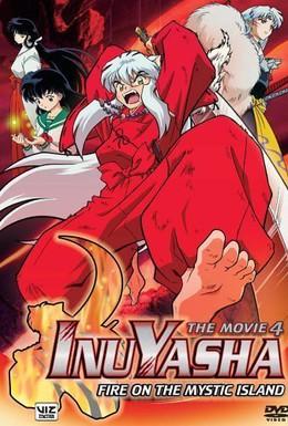 Постер фильма Инуяся 4 (2004)