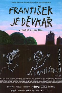 Постер фильма Франтишек-бабник (2008)