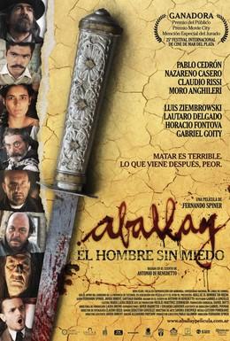 Постер фильма Бесстрашный Абаллай (2010)
