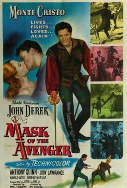 Постер фильма Маска мстителя (1951)