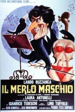 Постер фильма Обнажённая виолончель (1971)