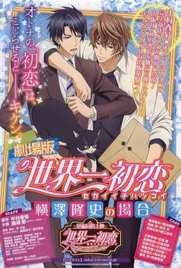 Постер фильма Лучшая в мире первая любовь: История Ёкодзавы Такафуми (2014)