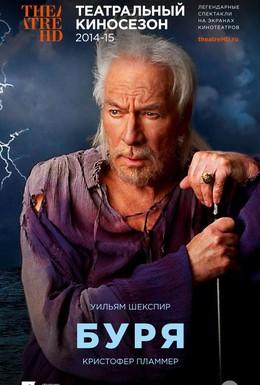 Постер фильма Буря (2010)