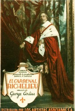 Постер фильма Кардинал Ришелье (1935)