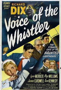 Постер фильма Голос свистуна (1945)
