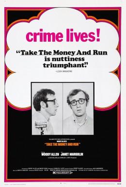 Постер фильма Хватай деньги и беги (1969)