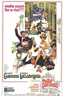 Постер фильма Отель Парадизо (1966)