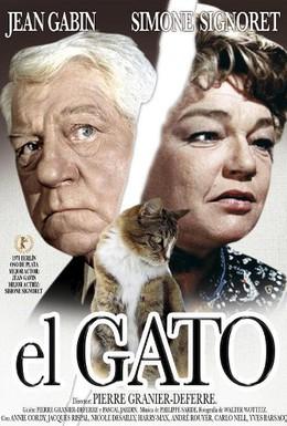 Постер фильма Кот (1971)