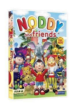 Постер фильма Игрушечная страна 4: Нодди в Зазеркалье (2004)