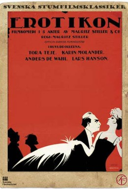 Постер фильма Эротикон (1920)