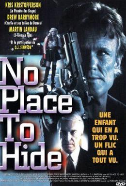 Постер фильма Негде спрятаться (1992)