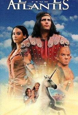 Постер фильма Побег из Атлантиды (1997)