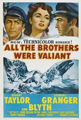 Постер фильма Все братья были храбрецами (1953)