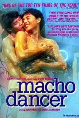 Постер фильма Мужские танцы (1988)