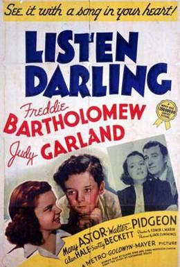 Постер фильма Послушай, дорогая (1938)