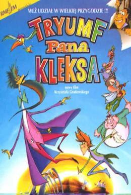 Постер фильма Триумф пана Кляксы (2001)