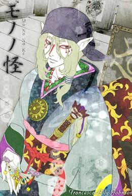 Постер фильма Мононокэ (2007)